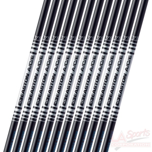 EASTON ACE ALUMINIUM - CARBON SHAFT ONLY (1 DOZEN)