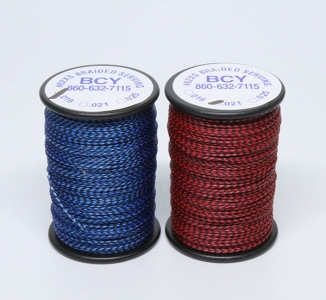 BCY #62 XS BRAIDED SERVING THREAD 0.018 & 0.021