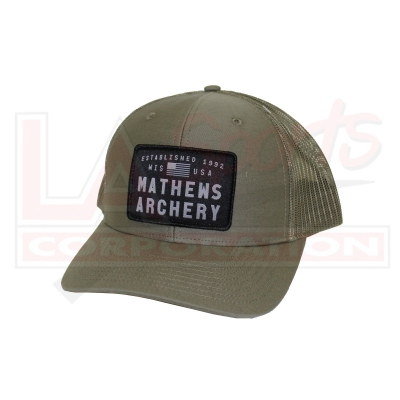 MATHEWS ADVOCATE GREEN CAP