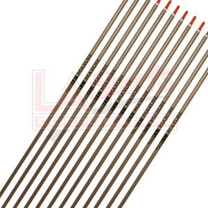EASTON ALUMINIUM MAXUM SOLO 390 - 2314 ARROW SET (WITHOUT ASSEMBLE)