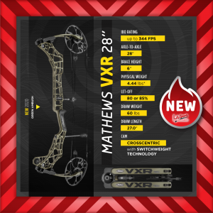 2020 MATHEWS VXR