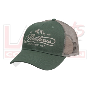 MATHEWS GREEN MOUNTAIN CAP